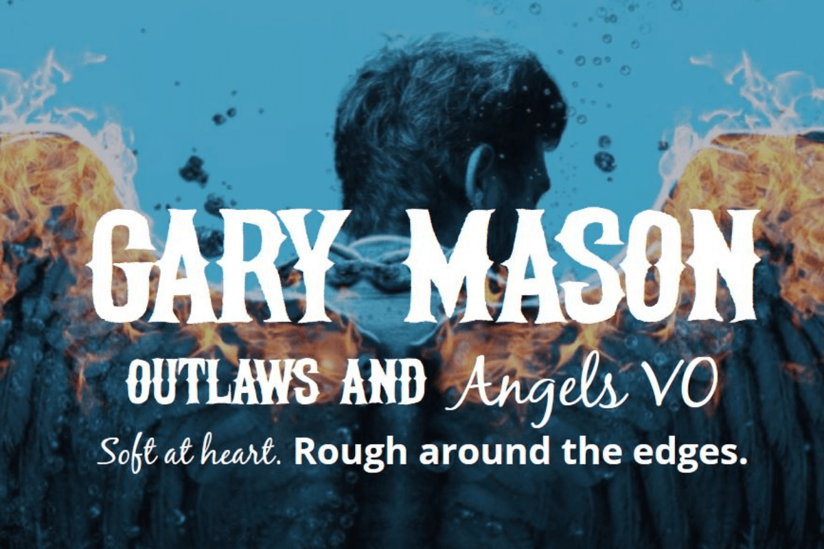 Gary Manson Voice Over Talent Pop
